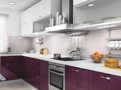 Akrilik mutfak tezgahları